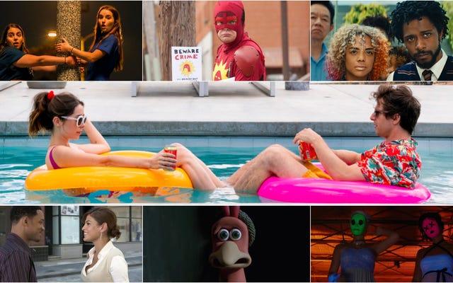 Huluで最高のコメディ映画