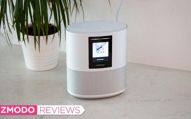 Bose's Fancy Home Speaker może być najlepiej brzmiącą alternatywą echa