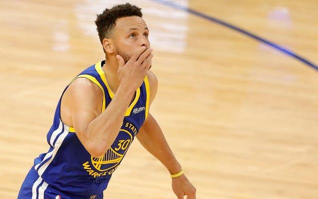 Steph Curry est-il le top 10 de tous les temps?