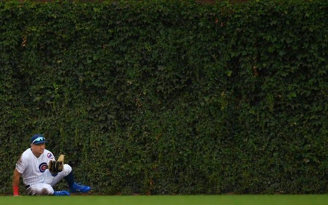 Los fanáticos de los Cubs solían saber cómo manejar un estrangulador