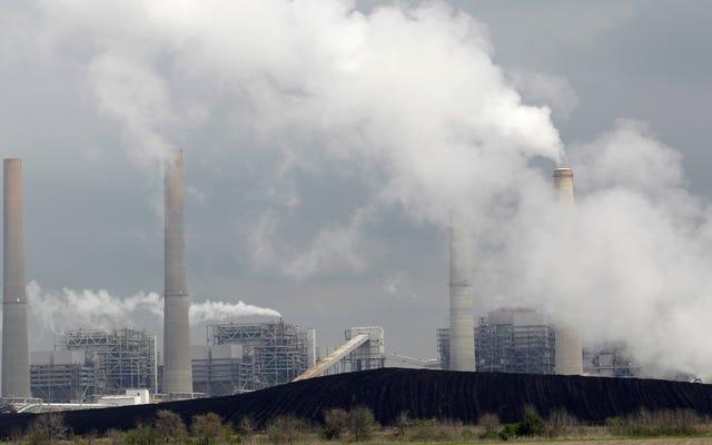 Satu-satunya Pabrik Penangkap Karbon di AS yang Baru Saja Ditutup