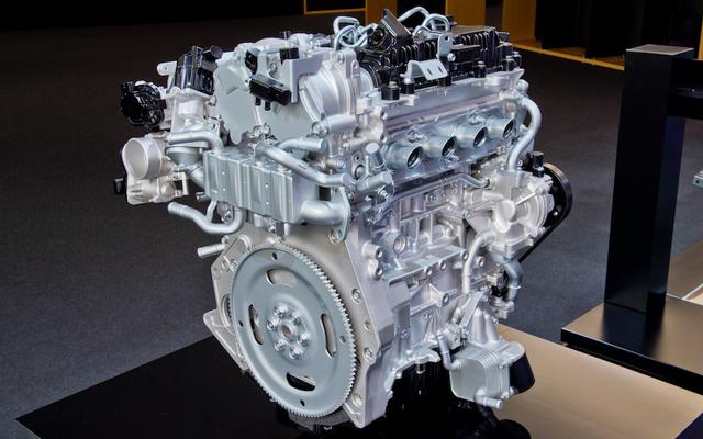 เครื่องยนต์ 'Skyactiv-3' ของ Mazda สามารถทำความสะอาดได้เหมือนกับไฟฟ้าบางรุ่นด้วยประสิทธิภาพการระบายความร้อน 56%