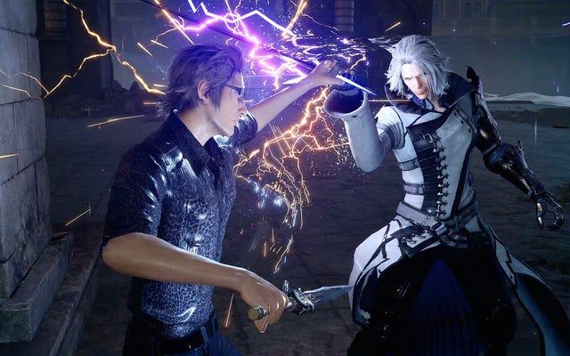 Mon retour décisif à Final Fantasy XV