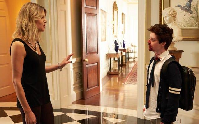 Kaitlin Olson le da un toque de extravagancia FX a Fox con The Mick