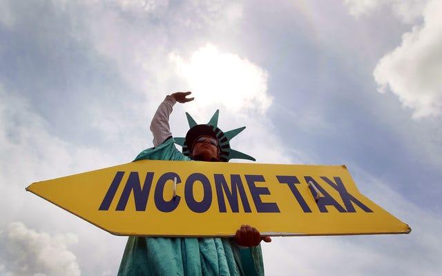 遅刻した納税者にとって朗報:ホワイトハウスは提出期限をさらに3か月延長します