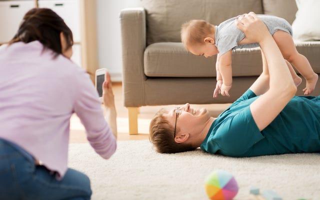 「1SecondEveryday」で赤ちゃんの生後1年を記録する