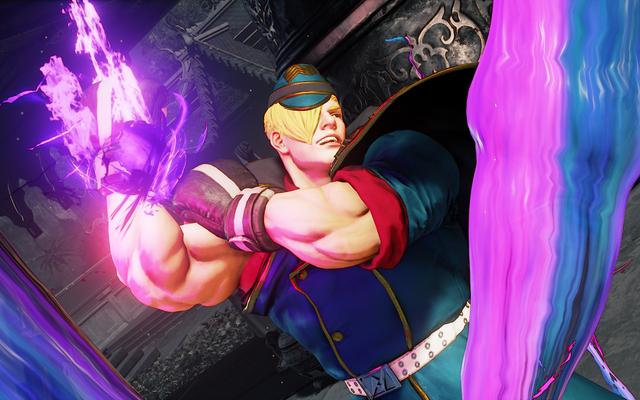 I fan di Street Fighter V non sono sicuri di cosa fare di un nuovo arrivato apparentemente semplicistico Ed