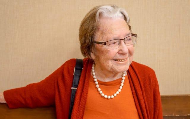 物理学者のミリアム・サラチクは、彼女が得た場所にたどり着くために多くの性差別を克服しました