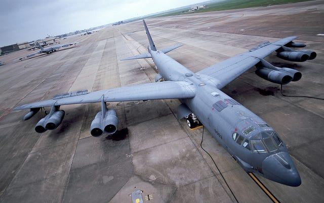 B-52はヨーロッパの戦争ゲームに参加するためにスペインに向かっています