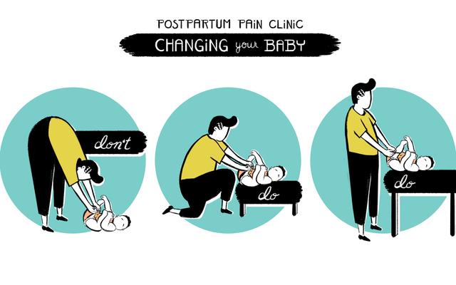 Cómo cambiar el pañal de un bebé