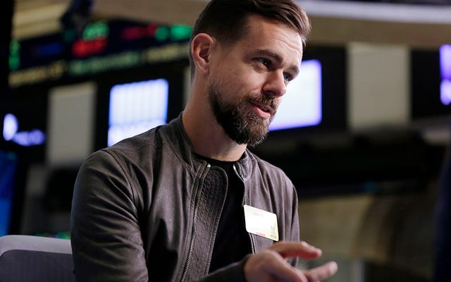 CEO Twitter Jack Dorsey Just Said the Dumbest Thing of 2017