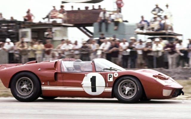 1966年のルマンでの戦いを紹介するフォードV.フェラーリが11月15日に登場