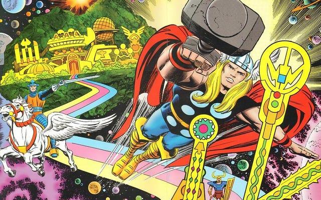 象徴的なトールクリエーターのウォルトサイモンソンが、これまでで最も重要なコミックストーリーテラーであるジャックカービーについて語る