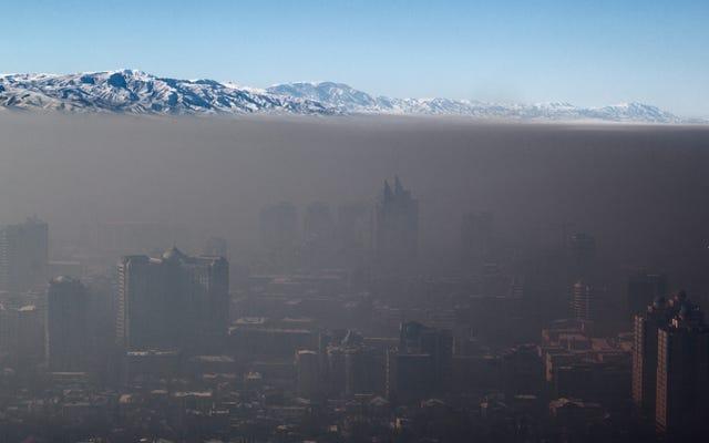 一般的な化学物質は、私たちが考えていたよりもはるかに大きな大気汚染源です
