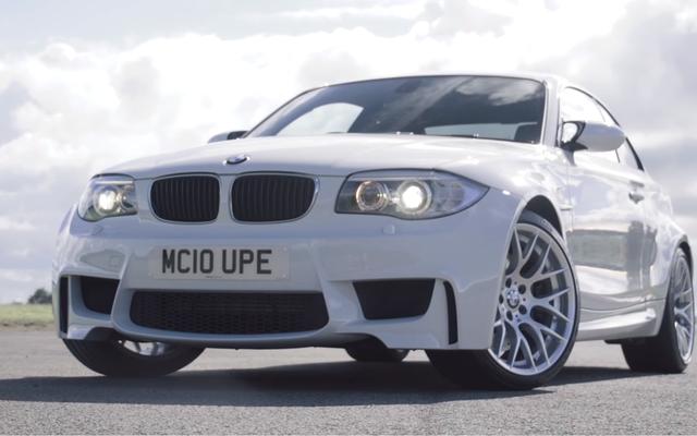 Regardez l'ultime essai sur piste du coupé BMW moderne