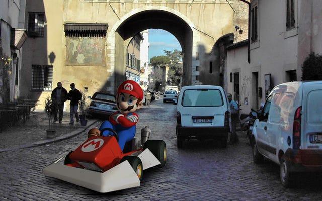 イタリアでの運転の狂気への初心者向けガイド。並べ替え。