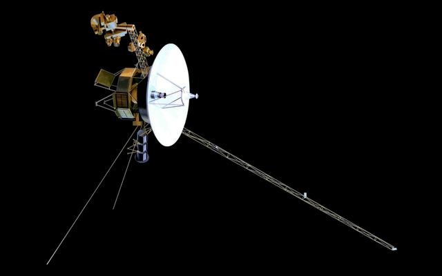 Nhóm Voyager 2 công bố dữ liệu khoa học đầu tiên về không gian giữa các vì sao