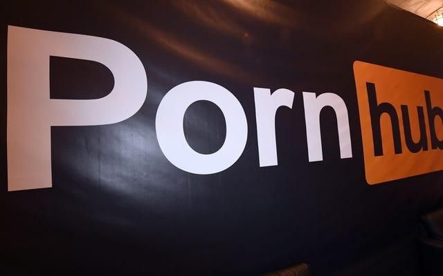 Pornhub agrega subtítulos para personas con discapacidad auditiva y taquígrafos fetichistas