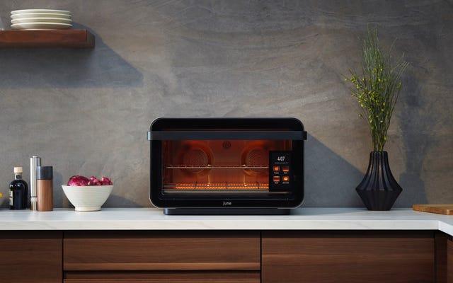 深夜にオンになり、所有者の知らないうちに予熱するスマートオーブンがあります