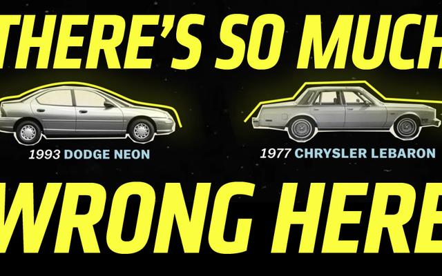 車の進化についてのこのVoxビデオは完全な混乱です