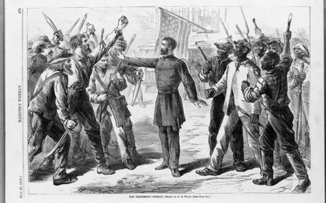 अपनी जड़ों को ट्रेस करना: मेरे पूर्वज के लिए स्वतंत्रता क्या लाई?