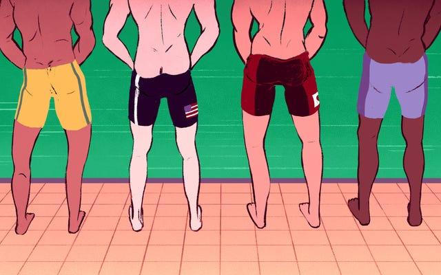 オリンピックのスイミングプールを緑に染めるのにどれくらいのおしっこが必要ですか?