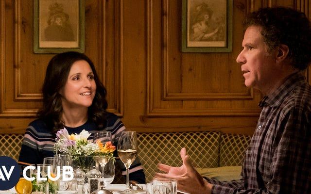 Will Ferrell e Julia Louis-Dreyfus sull'approccio radicato di Downhill alla commedia
