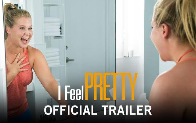 Эми Шумер получает придающий уверенность удар по голове в трейлере I Feel Pretty