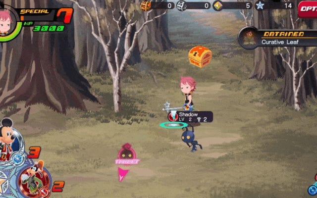 Unchained χ es una pequeña y agradable porción de Kingdom Hearts