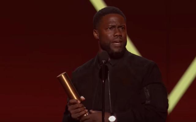 L'apparence surprise de Kevin Hart et d'autres observations de mon siège aux People's Choice Awards 2019