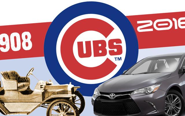 Voici à quel point les voitures ont changé depuis la dernière fois que les Cubs ont remporté une série mondiale