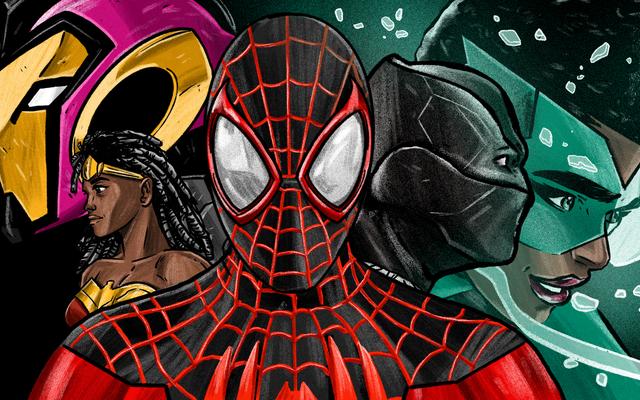 最も黒い夜から最も明るい日へ:現在が黒人のスーパーヒーローの輝かしい台頭をどのように見てきたか
