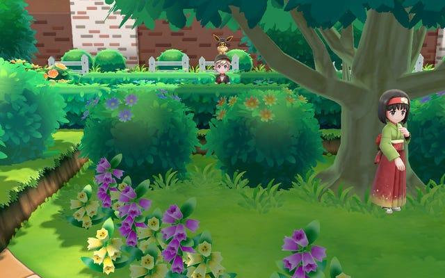 Let's Go to najpiękniejsze gry Pokémon w historii