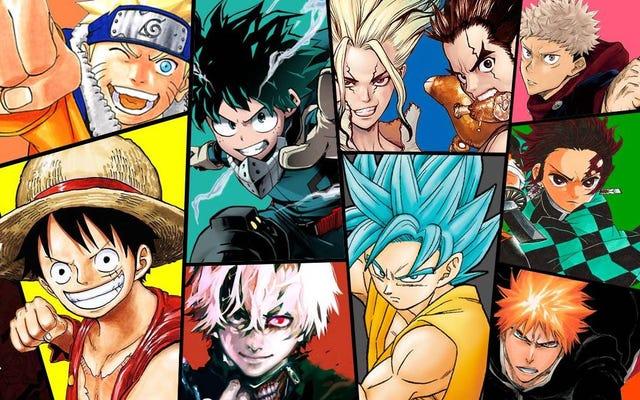 Manga Plus adalah manga Netflix baru untuk dibaca secara gratis Dragon Ball, Naruto, One Piece, dan lainnya