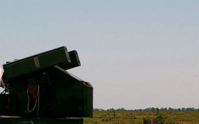 38,000ドルのスティンガーミサイルでドローンを倒すのはやり過ぎのように感じる