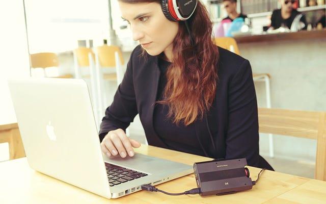 Làm thế nào để có được chất lượng âm thanh tốt nhất từ máy tính xách tay của bạn
