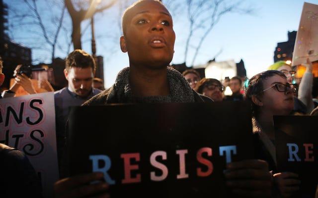 ウィスコンシン大学のシステムは、学生を抗議のために追放する危険な新しいポリシーを通過させます