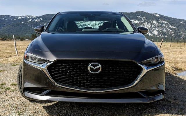 Mazda, Yeni Bir Mazdaspeed3 Oluşturmak İçin Tüm Doğru Parçalara Sahip: Rapor