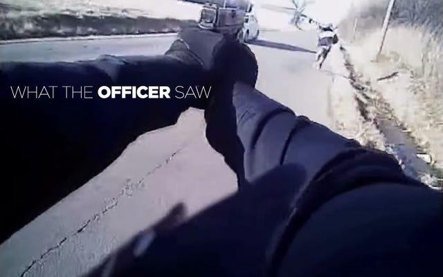 Comment les caméras de police ont été conçues pour décrocher les flics
