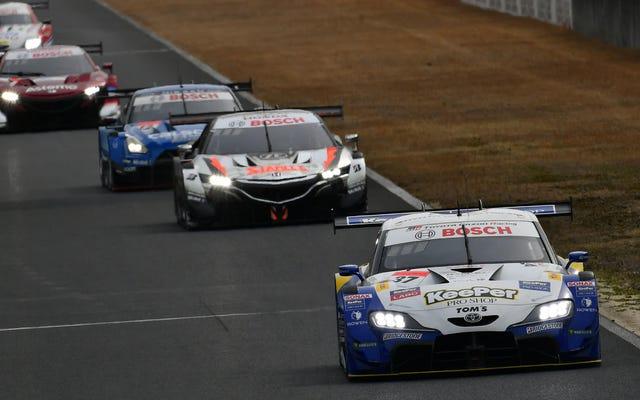 今週末のレースでスーパーGT、NASCAR、フォーミュラE、その他すべてを見る方法。4月9-11日
