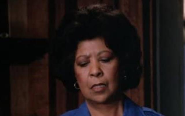 Marguerite Ray, हू ने द यंग ऐंड द रेस्टलेस पर पहला ब्लैक रेगुलर कैरेक्टर 89 में मृत दर्शाया