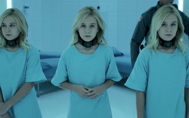 Una nuova clip da The Gifted prende in giro le tragiche origini dei cuculi Stepford
