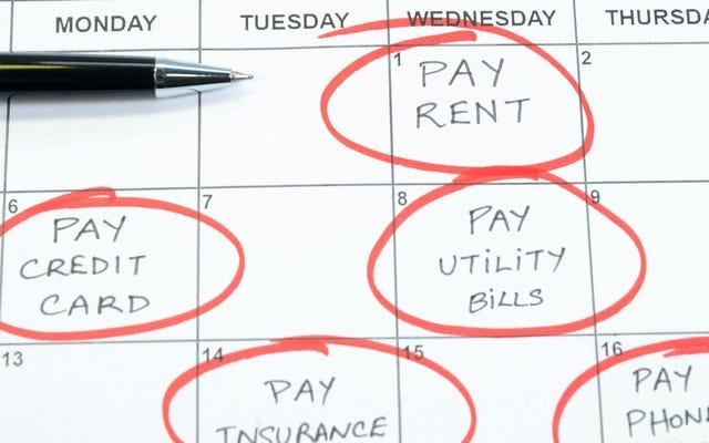 Rimani in linea con un calendario economico