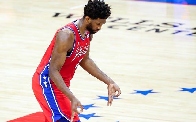 NBAデイリーファンタジーヤーズ&ナーズ:ジョエルエンビードは引き続き優秀ですか?