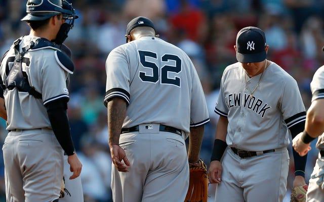 ヤンキースのローテーションは腐敗している。彼らはそれについて何ができますか?