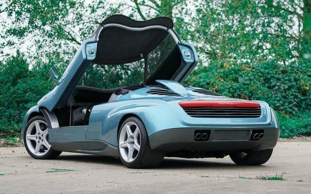 Самый крутой автомобиль Lamborghini, который никогда не производился, выставлен на продажу