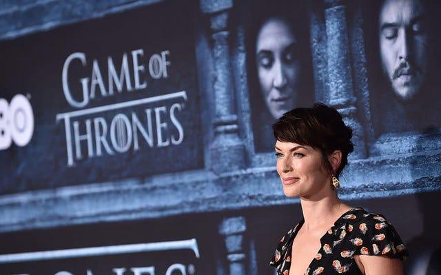 लीना हेडे ने Cersei के लिए एक 'बेहतर मौत' की तलाश की