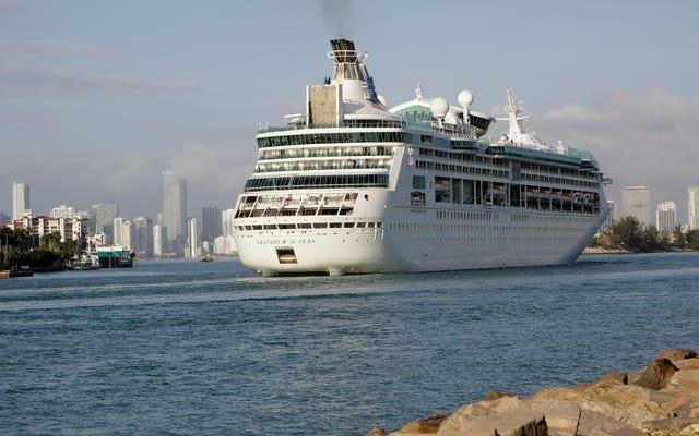 เรือสำราญรอยัลแคริบเบียนรู้ว่าพวกเขามีปัญหาการทำร้ายทางเพศศาลกล่าว