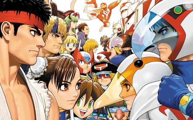 Il gioco di combattimento Crossover Capcom di cui non si parla quasi mai