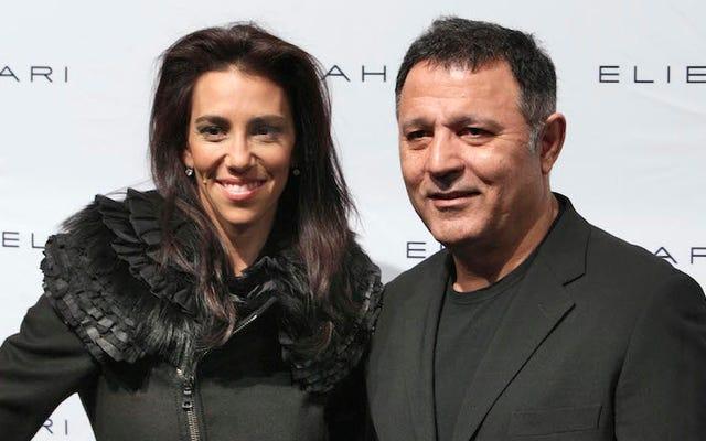 Nhà thiết kế thời trang Elie Tahari đã tham gia vào một cuộc chiến thể xác với một nhân viên bảo vệ cửa hàng